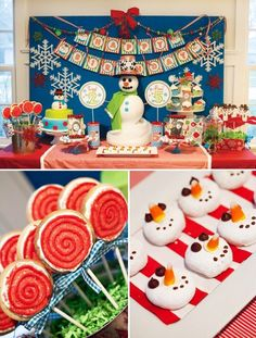 Christmas decoration party - Buscar con Google