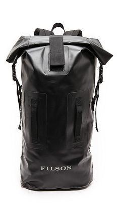 Filson Dry Duffel Backpack   EAST DANE Use Code EDNC17 for 15% Off