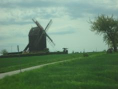 A real mill, on the way to Hannover