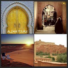 Ya queda poco para que llegue Semana Santa 2015. Si aún no tienes tu plan de vacaciones, nosotros te preparamos tu viaje a medida desde 3 a 7 días de ruta.  Solicita tu viaje: www.alimatours.com #africa #alimatours #marruecos #morocco   #marocco #travelphotography #lovetravel   #lovetravelling #traveler #trip #desertphotography #saharadesert   #viajeros #mochileros  #fez #marrakech #merzouga #ergchebbi   #camelsafari #aventureros #viajar #viaja   #viajes #mezquita