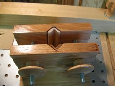 Drill Press Dowel Holding Jig - by luv2learn @ LumberJocks.com ~ woodworking community