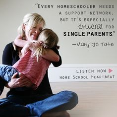 When you're single with children, homeschooling can appear daunting. Single homeschooling mom Mary Jo Tate shares practical tips and advice to make home education a possibility for your family.