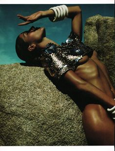 Gisele Bundchen by Mert and Marcus for W Magazine 2008