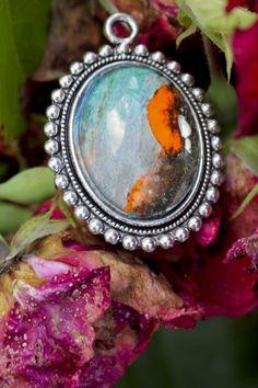 Unique handmade artistic necklace