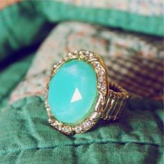 Turquoise ring from Spool No. 72 of course.. :)