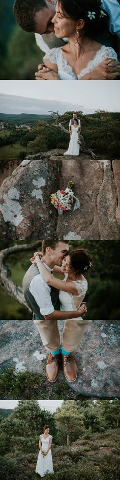 Séance photo couple #FannyAuer sur les hauteurs alsaciennes