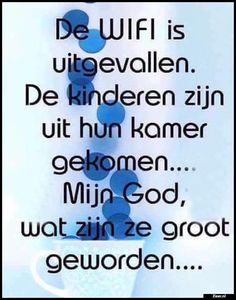 Zieer.nl - grappige plaatjes, grappige foto's, grappige videos, moppen, de beste moppen Wtf Funny, Stupid Funny, Funny Texts, Funny Jokes, Jokes Quotes, Me Quotes, Wifi, One Liner, Good Jokes