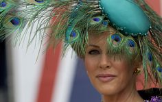 Royal Ascot Hat - Now THIS is a say-something hat.
