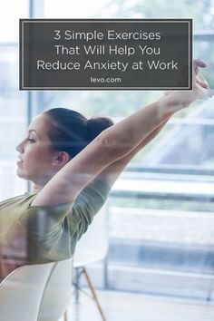 Anxious at work?  3 quick tips to get you through those #stressful days