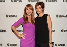 Jane Seymour and Lisa Rinna show their support for the Gorilla Doctors.