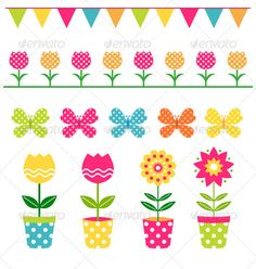 Realistic Graphic DOWNLOAD (.ai, .psd) :: http://jquery.re/pinterest-itmid-1002879408i.html ... Vector flowers and design elements set. ...  blossom, border, bunting, butterfly, collection, colorful, cute, decoration, design, element, floral, flower, icon, illustration, isolated, pot, scrapbook, set, spring, summer, tulip  ... Realistic Photo Graphic Print Obejct Business Web Elements Illustration Design Templates ... DOWNLOAD :: http://jquery.re/pinterest-itmid-1002879408i.html