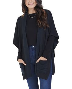Contemporary Fashion, Long Cardigan, Cool Shirts, Loom, Layering, Cape, Spice, My Style, Blanket