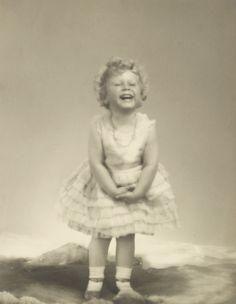 Princess Elizabeth of York (later Queen Elizabeth II).