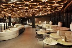 The Pearl (Germany), Lighting scheme | Restaurant & Bar Design Awards