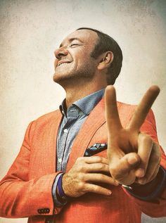 Peace by Kevin Spacey
