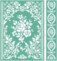 www.memorymiser.com - Cuttlebug 5x7 Rose Pavilion Embossing Folder & Border by Anna Griffin