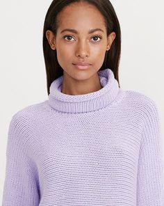 Dolman Funnelneck Sweater - Scoop, Crew & Boatnecks  Sweaters - RalphLauren.com