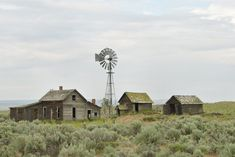 oregon road trip: ghost towns