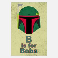 B is for Boba, $24, now featured on Fab.