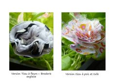 roses en tissu1