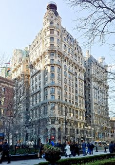 Upper West Side - my first Manhattan apartment was located here, so it will always be home.