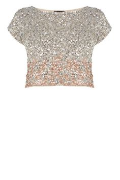 Stand-out and sparkle in our stunning hand beaded Iridesa Top. The graduated all over sequins and on trend cropped style makes this a true eye-catcher perfect … Embellished Crop Top, Sequin Crop Top, Pink Crop Top, Pink Tops, Sequin Shirt, Sparkly Crop Tops, Pink Sparkly, Pink Sequin, Coast Tops