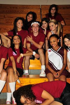 It may look like a yearbook photo but its Josh in his film Detention...which he also produced...Josh can you pick a movie that is worthy producing...and by the way you look so freaking cute....