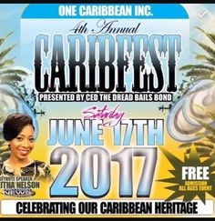 """""""Jacksonville!!! Come out, wukkup, and whine your waistline to the soca music and GOOD VIBES ONLY at the 4th Annual Caribest! Guess who dressed the hostess?? Still living #conscious -Conscious Designz Thank you @keithasmiles for your support. We'll be there representing my daughter's heritage 🇧🇧🇧🇧🇧🇧🇧🇧#bgi #goodvibes  #jacksonville #caribfest #2017 #live #life  #loveyourself #love #your #culture #yellow #blue #sun and the #sea #peace #jacksonvillefl #events"""" by @conscious_designz…"""