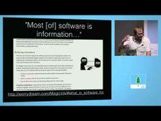 CascadiaJS 2013 - Nathan Vander Wilt - Building apps with D3.js - YouTube