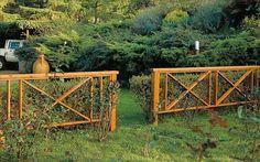 garden fence image 06 Ideas for Garden Fence Design