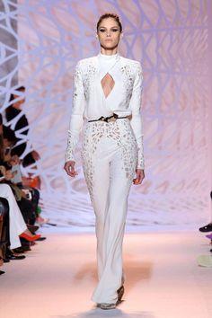 Zuhair Murad Couture Fall 2014   - HarpersBAZAAR.com