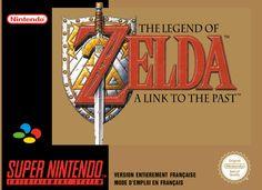 The Legend of Zelda A Link to the Past - Super Nintendo - Acheter vendre sur Référence Gaming