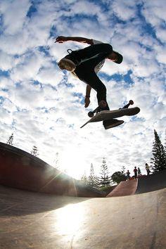 Skateboarding, photography