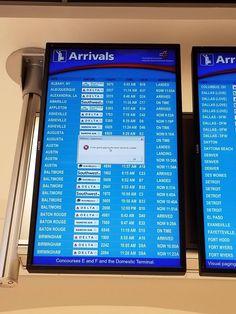 Atlanta airport has mom issues #bsod #pbsod
