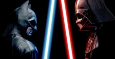 BATMAN vs DARTH VADER - ENDING DONE PROPERLY - Super Power Beat Down