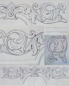 #эскиз#sketch#резьбаподереву# #ручнаяработа#резчик#посадизограф##шедевр#церковь#завитки#искусство#орнамент#woodcarving#handmade#art#artist#carving#master#roses#design#искусство#декор#рисуноккарандашом #drawing#woodcrafting#wood#pattern#узоры