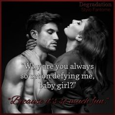 Degradation (The Kane Trilogy, Hot Quotes, Kinky Quotes, Quotes About Lust, Romantic Pick Up Lines, Writing Prompts Romance, Dialogue Prompts, Dominant Quotes, Free Romance Books, Happy Love Quotes
