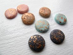 Som de fleste af jer nok har set, var der en DIY på bloggen i sidste uge omkring cernitøreringe med kobber. Der