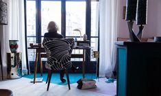 Pause travail chez Anne-Sophie Pailleret