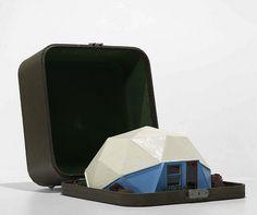 Salesman's Sample Geodesic Dome.