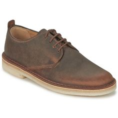 A must have shoe that will soon be a part of your shoe collection - DESERT LONDON Beeswax #Clarksshoesmen available only at price £ 67.99.
