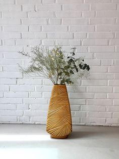 Vintage Bodenvase, Vase mid century, Studio Keramik, Fat Lava Vase , German Pottery, Mid Century Keramik, vintage Interior, Vase Mid Century von moovi auf Etsy