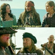 So excited for Potc 5