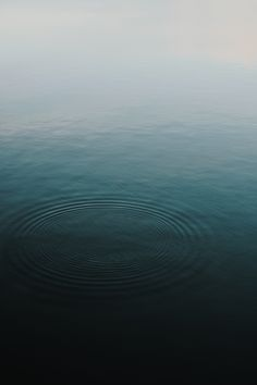 """Like the idea of circles and the """"ripple effect"""" of BYOS"""