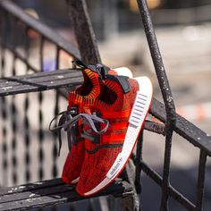 "adidas to Open New NYC Flagship Store with ""Red Apple"" NMD & Zine - EU Kicks: Sneaker Magazine"