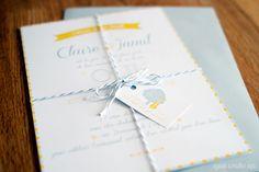 Faire-part mariage / #weddinginvitation #fairepart #mariage / © eyeswakeup