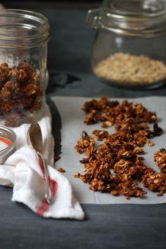 Date and oat / Bouchées d'avoine aux dattes