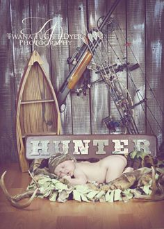 Baby Boy Pictures Newborn Country Kids Ideas For 2019 Baby Boy Pictures, Newborn Pictures, Baby Photos, Newborn Pics, Hunting Baby Pictures, Family Pictures, Baby Hunter, Baby Boy Announcement, Expecting Baby