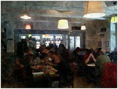 Impression #dobrejovice #restaurace #manneken pis