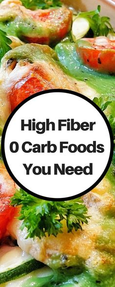 Fiber is necessary in any diet program and especiall in low carb diets, keto diets and paleo diets. Maintaing a high fiber level is important to every diet program as well as those who are not dieting.  #highfiber